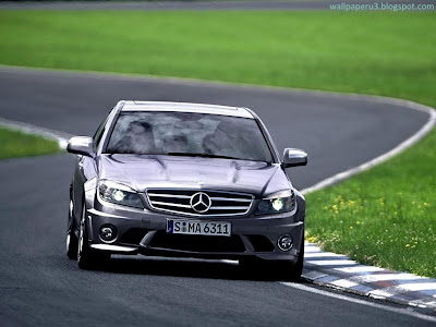 Mercedes Benz C Class Standard Resolution wallpaper 1