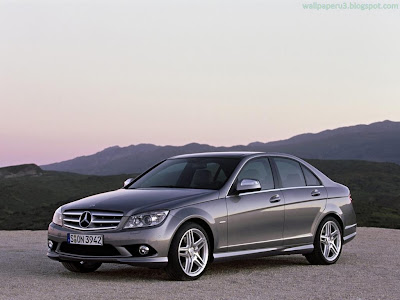 Mercedes Benz C Class Standard Resolution wallpaper 12