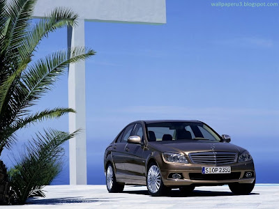 Mercedes Benz C Class Standard Resolution wallpaper 13