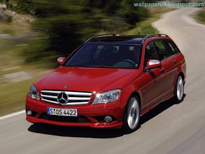 Mercedes Benz C Class Standard Resolution wallpaper 15