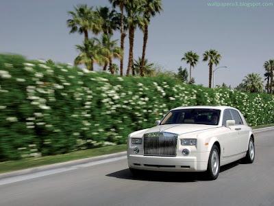 Rolls Royce Phantom Standard Resolution Wallpaper 7