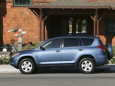 Toyota RAV4 Standard Resolution Wallpaper 10