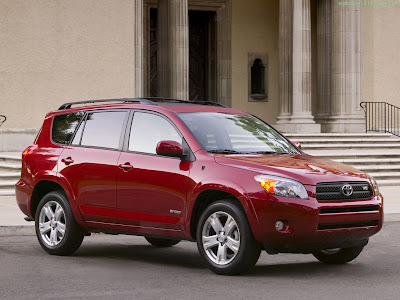Toyota RAV4 Standard Resolution Wallpaper 8