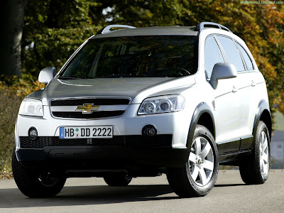 Chevrolet Captiva Standard Resolution wallpaper 5