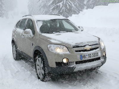 Chevrolet Captiva Standard Resolution wallpaper 9