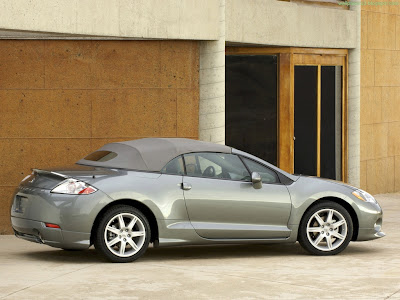 Mitsubishi Eclipse Spyder Standard Resolution Wallpaper 7