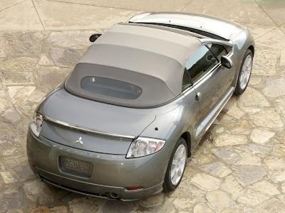 Mitsubishi Eclipse Spyder Standard Resolution Wallpaper 9