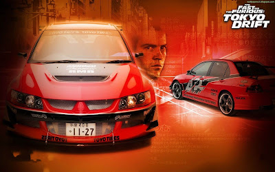 Fast and the Furious Tokyo Drift Standard Resolution Wallpaper 2