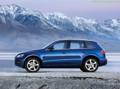 Audi Q5 wallpaper 3