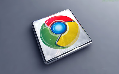 Google Chrome Standard Resolution Wallpaper