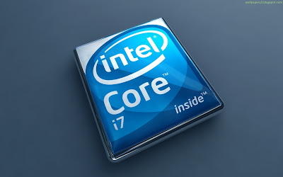 Core i7 Widescreen Wallpaper