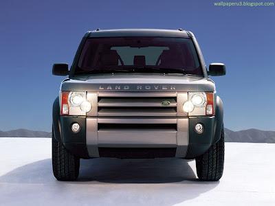 Land Rover LR3 Standard Resolution Wallpaper 10