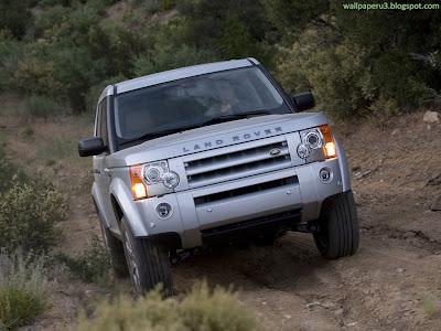 Land Rover LR3 Standard Resolution Wallpaper 19