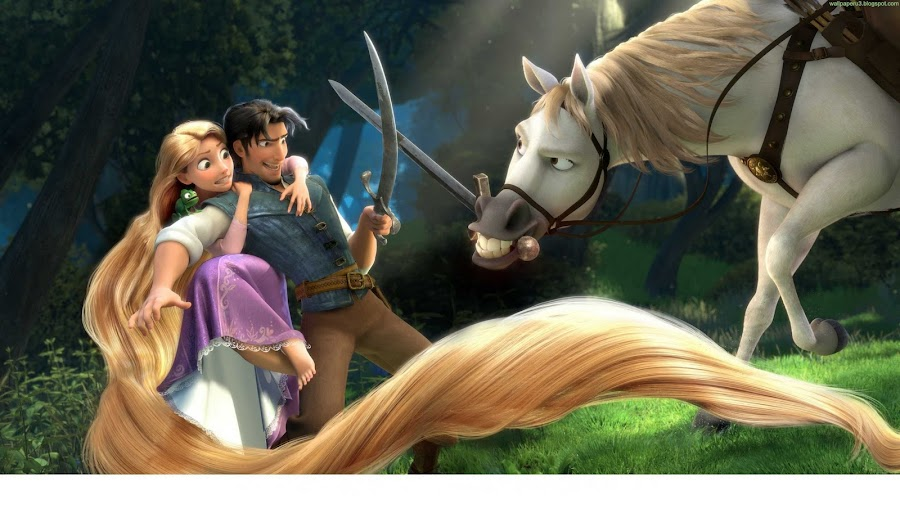 2010 Tangled Movie HD Wallpaper 1