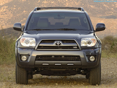 Toyota 4runner Standard Resolution Wallpaper 10