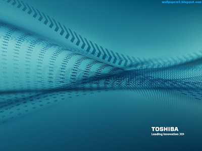 Toshiba Standard Resolution Wallpaper 1