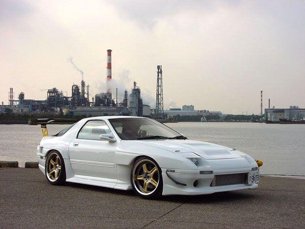 Mazda Rx7 Fc3s. MAZDA RX-7 FC3S