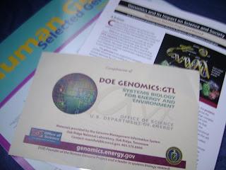 Brinde Gratis Poster do Genoma
