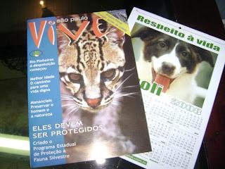 Brinde Gratis Revista e Calendário