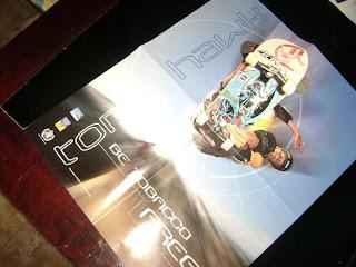 Brinde Gratis Poster Tony Hawk