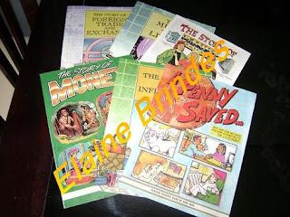 Brinde Gratis Revista em Quadrinhos