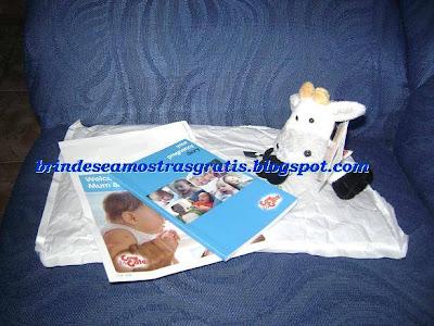 Brinde Gratis Vaquinha Cow & Gate e Diário do Bebê