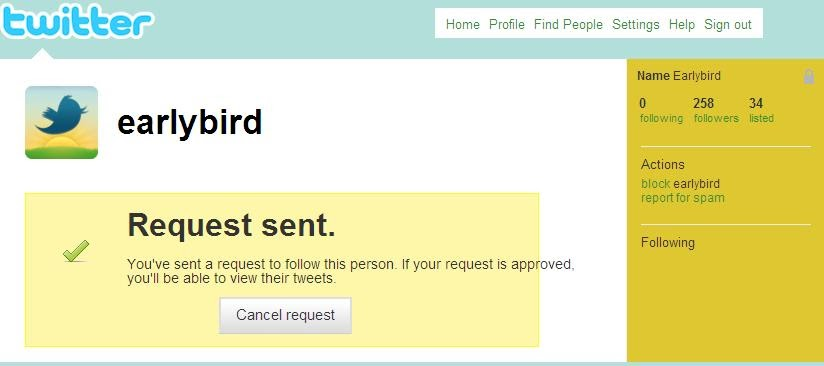 I wanna Express (iWep): Twitter's New Revenue Model