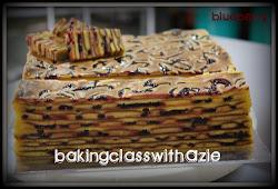 Kelas Kek Lapis Marvellous - RM220