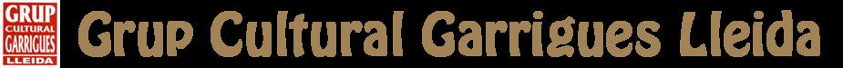 GRUP CULTURAL GARRIGUES