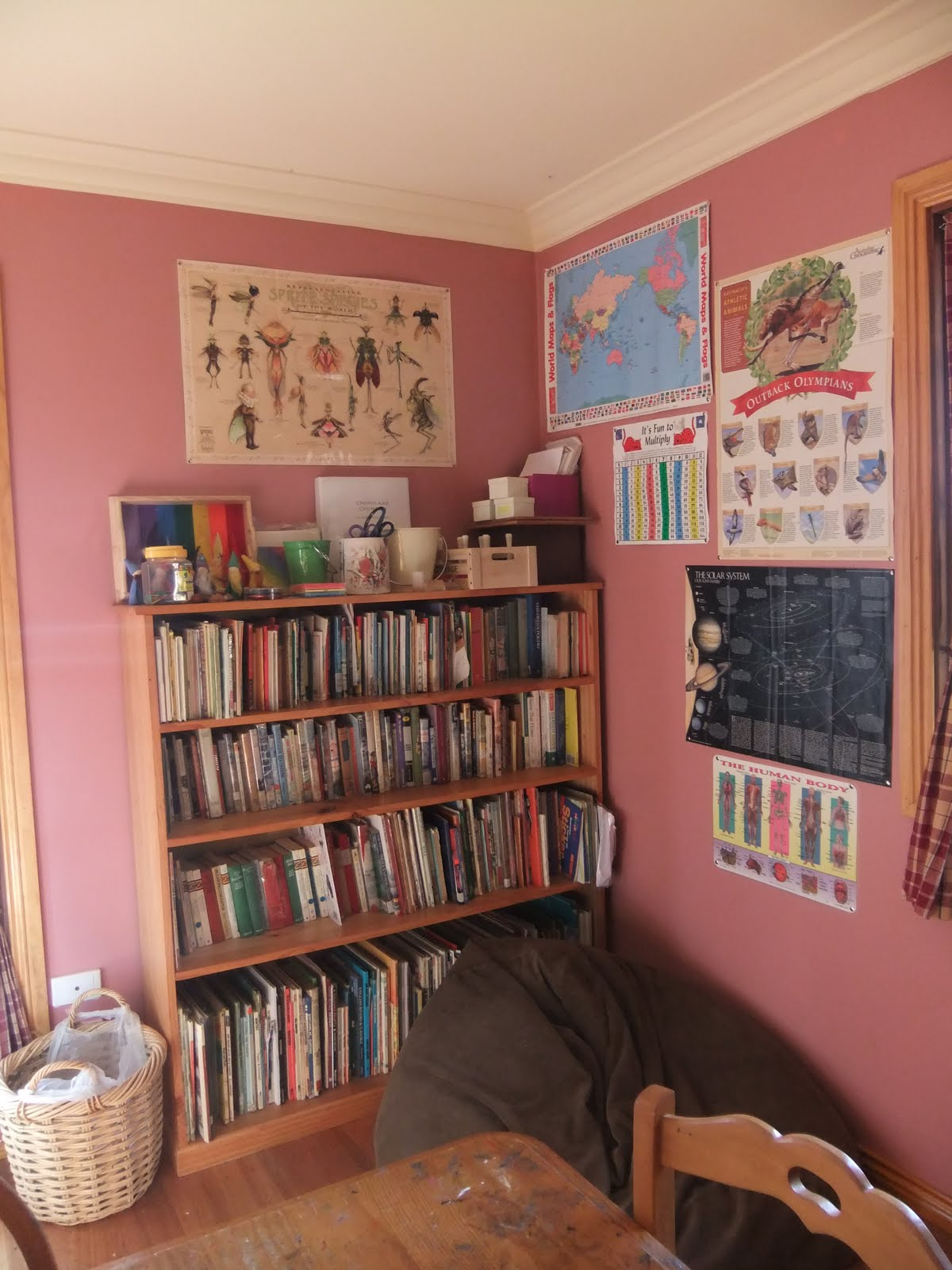 Cherished hearts at home changing our learning spaces a northerly side shot of the australian bookcase gumiabroncs Image collections