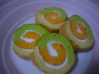 Fantasi Roll Cake