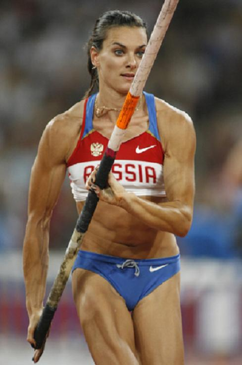 Youtube Russian Woman Pole Vaulter 83