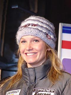 Sexy Olympic Skier Julia Mancuso