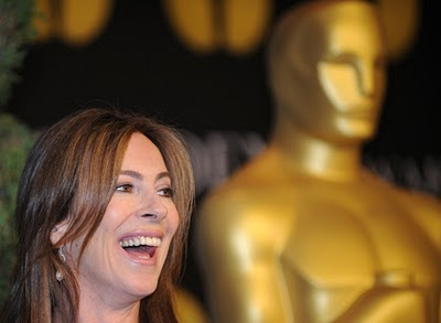 2010 oscar best director Kathyrn Bigelow