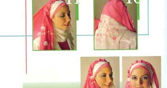 How To Wear Hijab Step By Step Photo Guide Hijab Styles