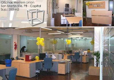 Antes y despu s oficinas western union for Oficina western union sevilla