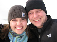 On the bay in Elk Rapids, Winter 2008