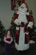 Getting to see Santa