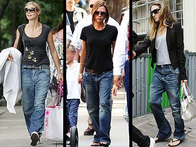 Different types of jeans for body type and tips to choose the ...