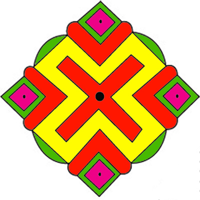 Diwali rangoli patterns and designs - TheHolidaySpot: Holidays and