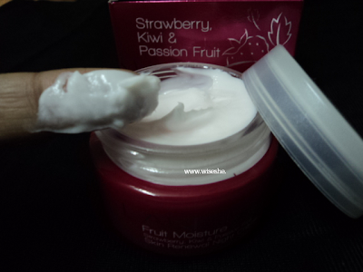 Strawberry kiwi cream review