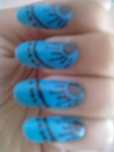 Nail art design for beginners