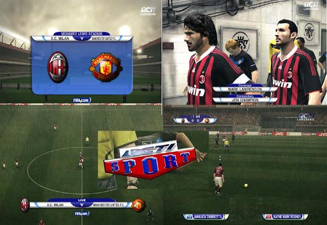 Цитата: скачать патчи для PES 2010, FIFA RCTI Scoreboard для PES 2010. ска