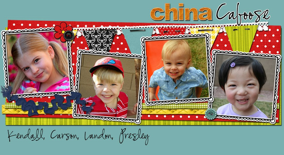 China Caboose