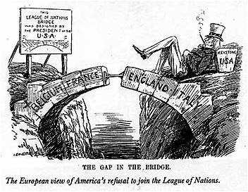 factors contributing to the failure of the league of nations The fear of communism by the western powers contributed to the failure of the  league of nations the decisions taken by the league of nations had to be.