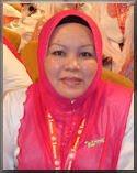 Naib Ketua Puteri UMNO Bahagian P. 168 Kota Marudu