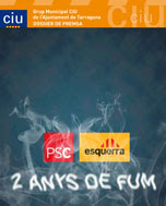 Dossier de premsa dels 2 anys de govern socialista