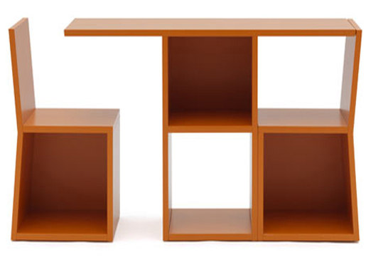 multifunctional table and chair Home and Interior design
