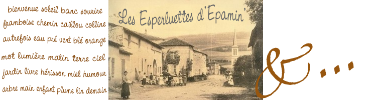 Les Esperluettes d&#39;Epamin&#39;