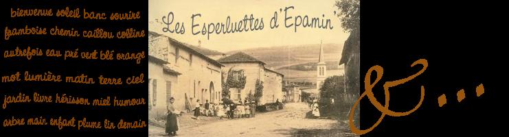 Les Esperluettes d'Epamin'